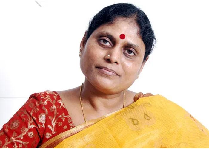 YS Vijayamma's Charitable Trust Banned