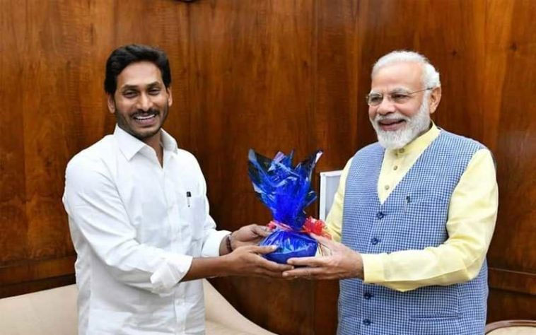 YSRCP and BJP to Smash TDP?
