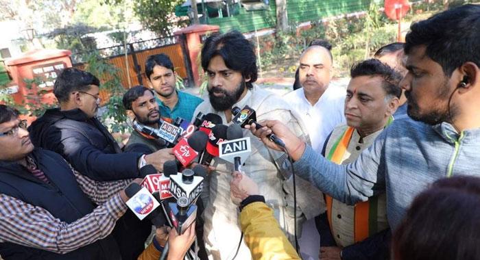 YSRCP Lies on Pawan Kalyan's Assets