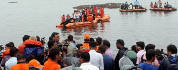 Boat Mishap: 50 Tourists Missing!