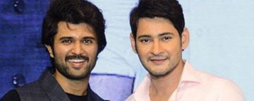 Mahesh Shifts 2 Films To Vijay Deverakonda