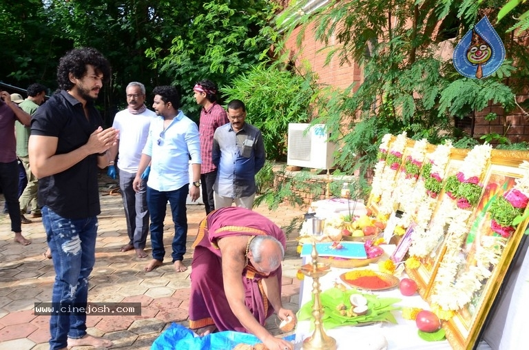 Shree Krishna Creations Production No 1 Movie Opening - 16 / 28 photos