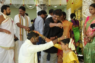 Writer Prasanna Kumar Bezawada Wedding Photos - 2 of 4