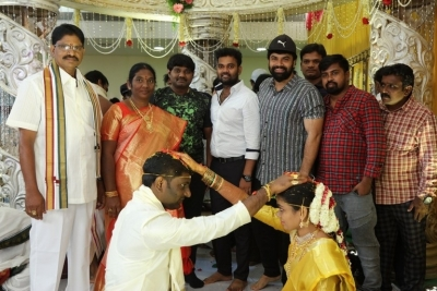 Writer Prasanna Kumar Bezawada Wedding Photos - 4 of 4