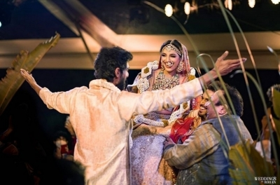 Rana - Miheeka Wedding Pics - 1 of 4