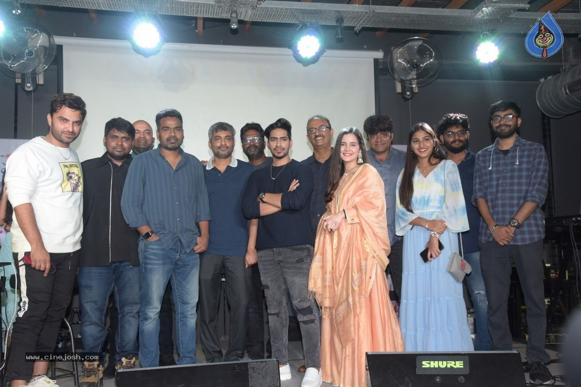 Amaram Akhilam Prema Music Launch - 12 / 32 photos