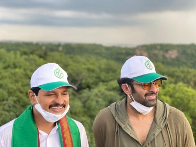 Prabhas Adopts 1650 Acres of Forest Land - 4 of 9