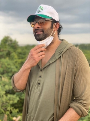Prabhas Adopts 1650 Acres of Forest Land - 5 of 9