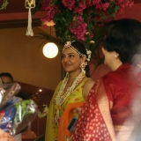 Kajal Aggarwal Mehndi Ceremony