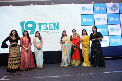 Tollywood Celebs Launched 19Teen Women Brand - 7 of 21