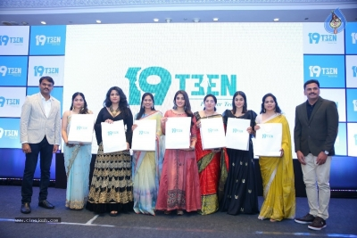 Tollywood Celebs Launched 19Teen Women Brand - 14 of 21