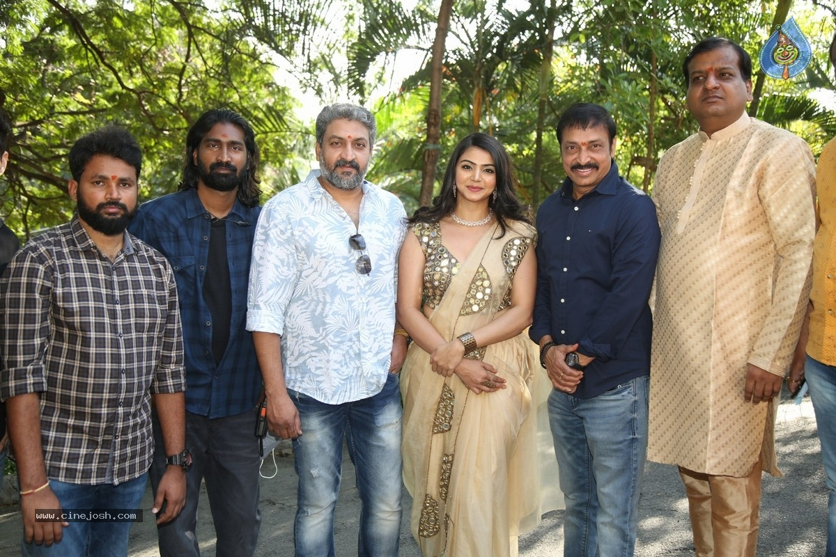 Prathyardhi Movie Opening - 5 / 10 photos