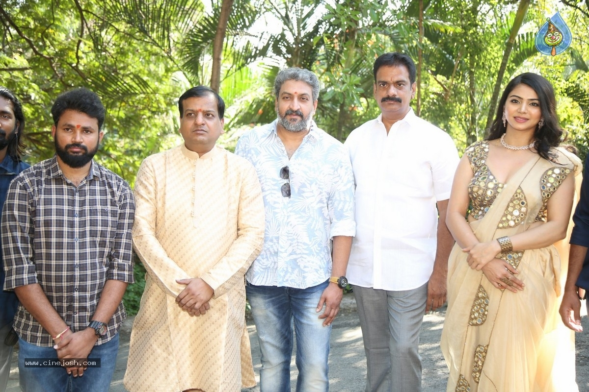 Prathyardhi Movie Opening - 8 / 10 photos