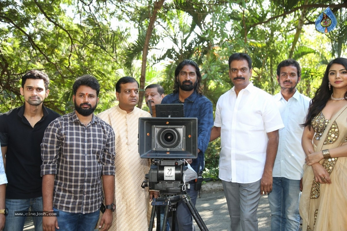 Prathyardhi Movie Opening - 10 / 10 photos
