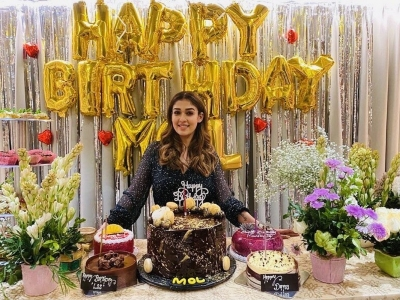 Nayanthara Birthday Celebrations - 1 of 4