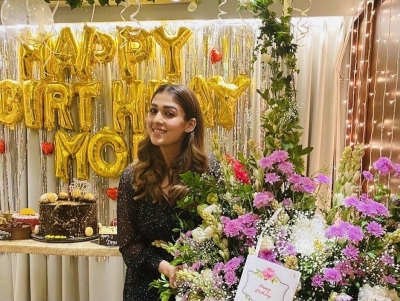 Nayanthara Birthday Celebrations - 2 of 4