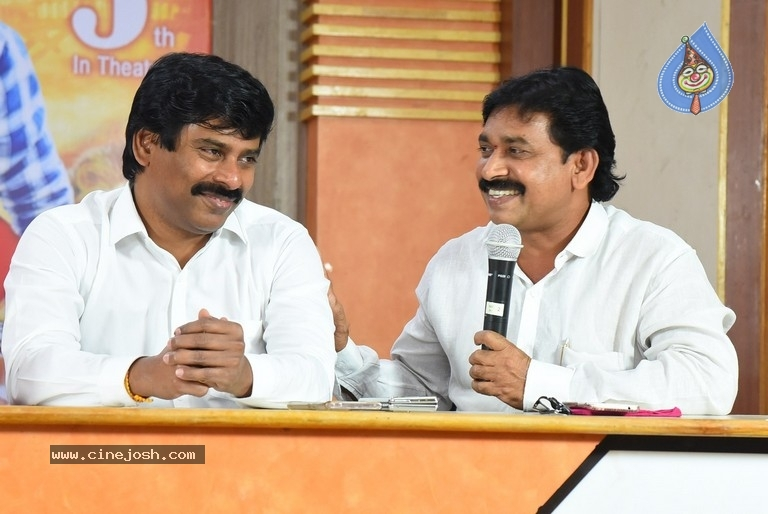 Devineni Press Meet - 2 / 10 photos