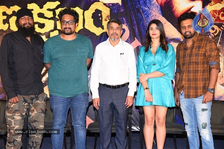 Kshana Kshanam Thanks Meet - 4 / 16 photos