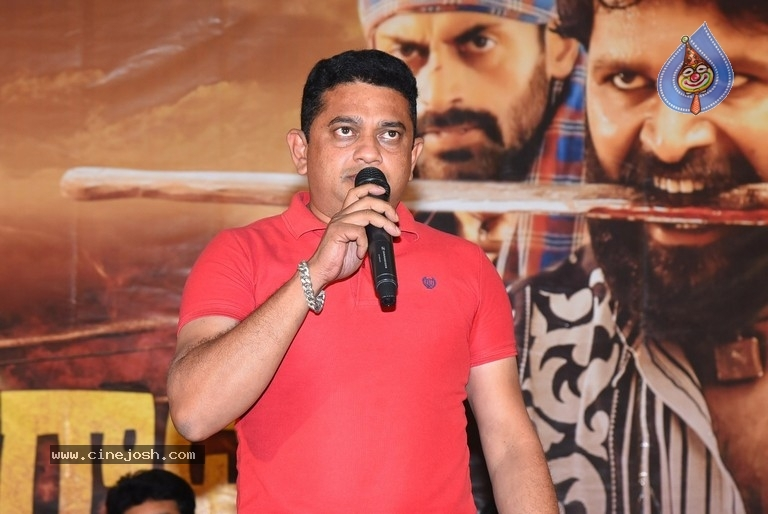 Monagadu Trailer Launch - 14 / 18 photos