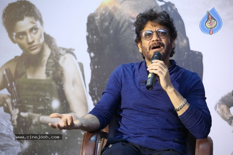 Nagarjuna Interview Photos - 15 / 16 photos