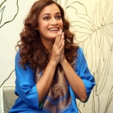Dia Mirza Interview Photos