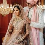 Amitabh and Katrina Ad Shoot Photos