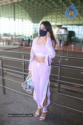 Nikki Tamboli Spotted At Airport - 1 of 17