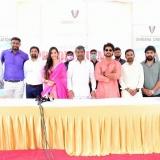 Aadi Sai Kumar New Movie Launch