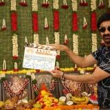 Ravi Teja New Movie Opening