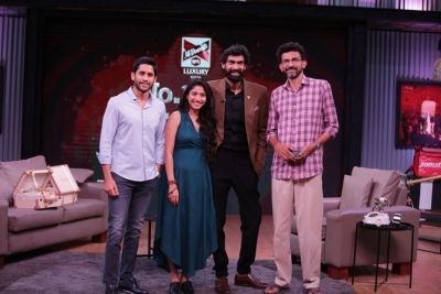 Love Story Team at No 1 Yaari Show - 2 of 4