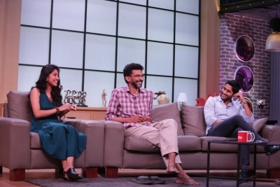 Love Story Team at No 1 Yaari Show - 3 of 4