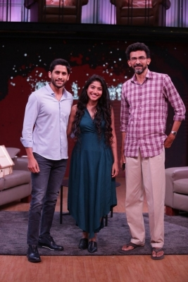 Love Story Team at No 1 Yaari Show - 4 of 4