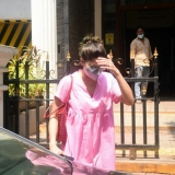 Shamita Shetty Spotted At Clinic