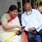 Senior Actress Jayanthi Condolences Photos