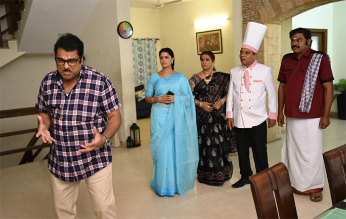 zee5,ugadi,surprise,viewers,amrutham dvithiyam  ఉగాదికి 'అమృతం ద్వితీయం'
