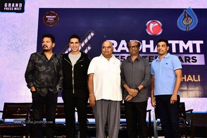 rajinikanth,2.0 movie,promotions,investments  2.O టీమ్కి తెలుగంటే ఇంత చిన్నచూపా?