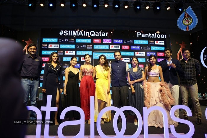 siima awards,2019,press meet,details  సైమా 8వ అవార్డుల వేడుక వివరాలివే!