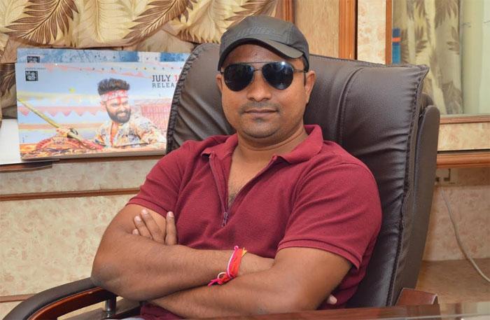 producer,srinivas aadepu,interview,action movie  విశాల్ కెరీర్లోనే ది బెస్ట్.. 'యాక్షన్': నిర్మాత