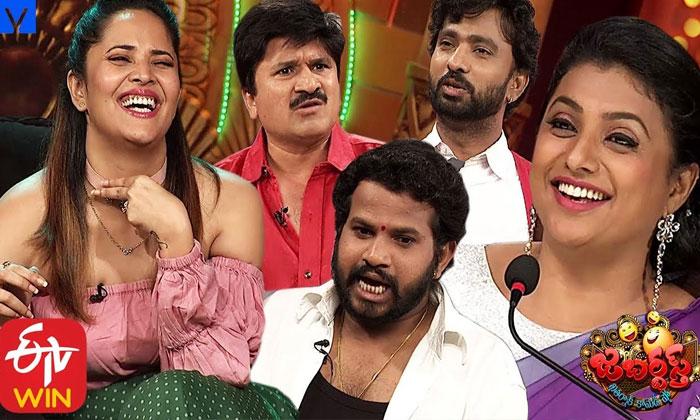 jabardasth,comedy show,corona effect,to team,corona positive,small screen  జబర్ధస్త్ షోని వదలని కరోనా.. టాప్ టీమ్ లోని..!
