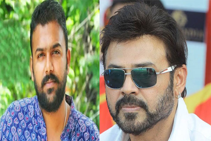 venkatesh,tarun bhasker,director,venki mama  మరో వినూత్నపాత్రలో వెంకీ..!