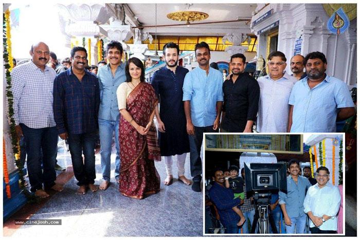 akhil 4th film,ga2 pictures,akhil akkineni,allu aravind,ayaan,nagarjuna,bommarillu bhaskar  అఖిల్ సినిమాకు అల్లు అయాన్ స్విచ్ఛాన్!