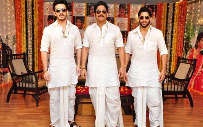 akkineni family,multi starrer movie,rx-100,ajaybj bhupathi   అక్కినేనీ'స్ మల్టిస్టారర్కు డైరెక్టర్ ఆయనేనా!