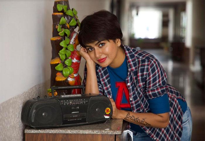 akshatha srinivas,mega fan,surabhi 70mm,latest,update  మెగాభిమానిగా అక్షత శ్రీనివాస్!!