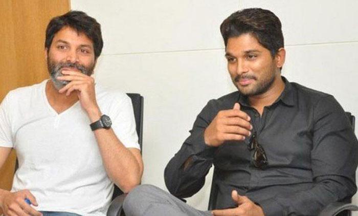 allu arjun,no remake,fresh story,trivikram srinivas,allu arjun next film  బన్నీ, త్రివిక్రమ్.. మూవీ అప్డేట్ ఇదే!
