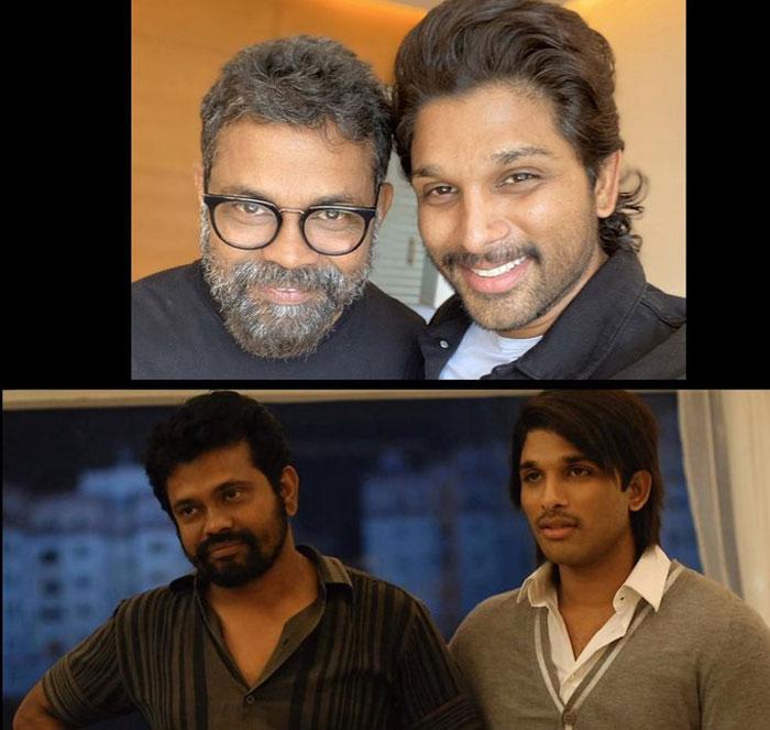 allu arjun,sukumar,aarya movie,10 years  అల్లు అర్జున్ మ్యాజిక్ చేసేస్తున్నాడుగా..!