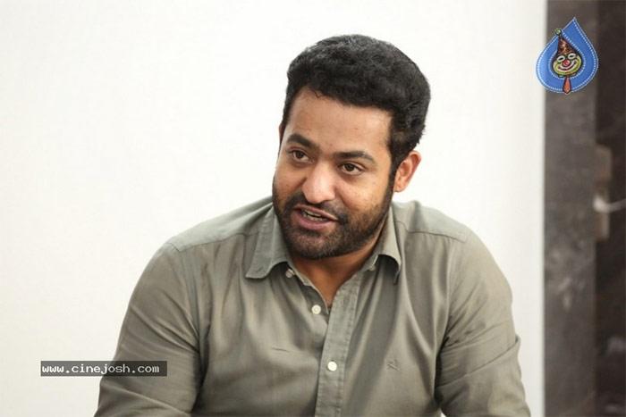 young tiger ntr,aravinda sametha veera raghava,latest,updates  ఇంటర్వ్యూ: యంగ్టైగర్ ఎన్టీఆర్