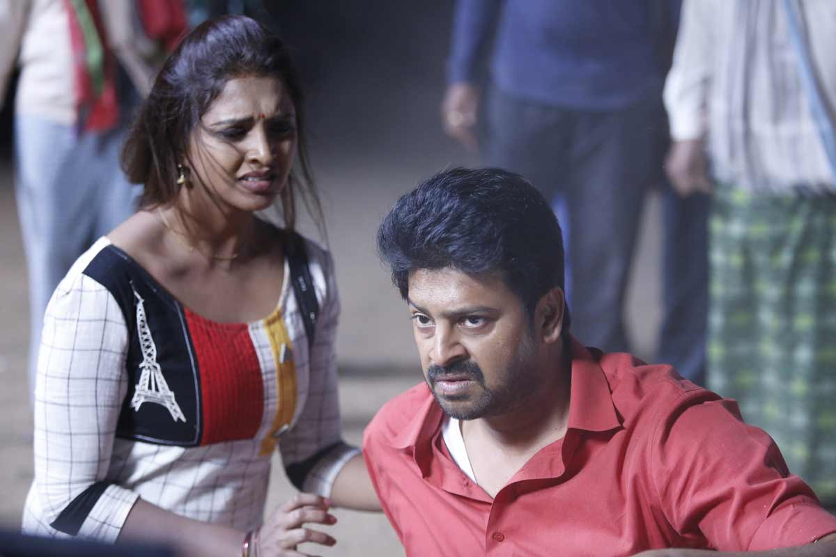 asalem jarigindi,asalem jarigindi movie,sriram,sanchita padukone  అసలేం జరిగింది ఈ నెల 22న తెలుస్తుంది