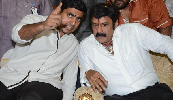 balakrishna,nara lokesh,chandrababu,dictator movie  మావయ్య కోసం అల్లుడు పోరు..!