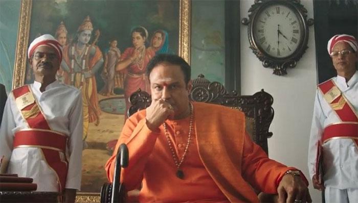 balakrishna,unhappy,ntr kathanayakudu,ntr mahanayakudu,result,fires  బయోపిక్ సెట్స్లో బాలయ్య అసహనానికి కారణం!