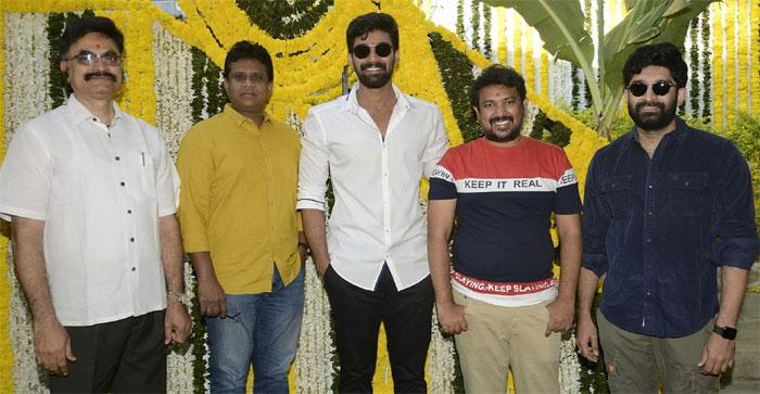 bellamkonda srinivas,ramesh varma,new movie,launched  బెల్లంకొండ హీరో సాహసం చేస్తున్నాడా?